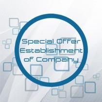 Special offer - Establishment of Company/Enterprise